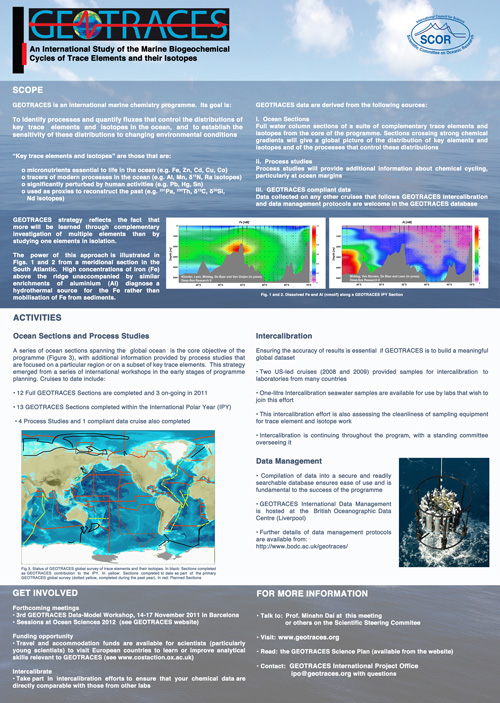 GEOTRACES Poster web