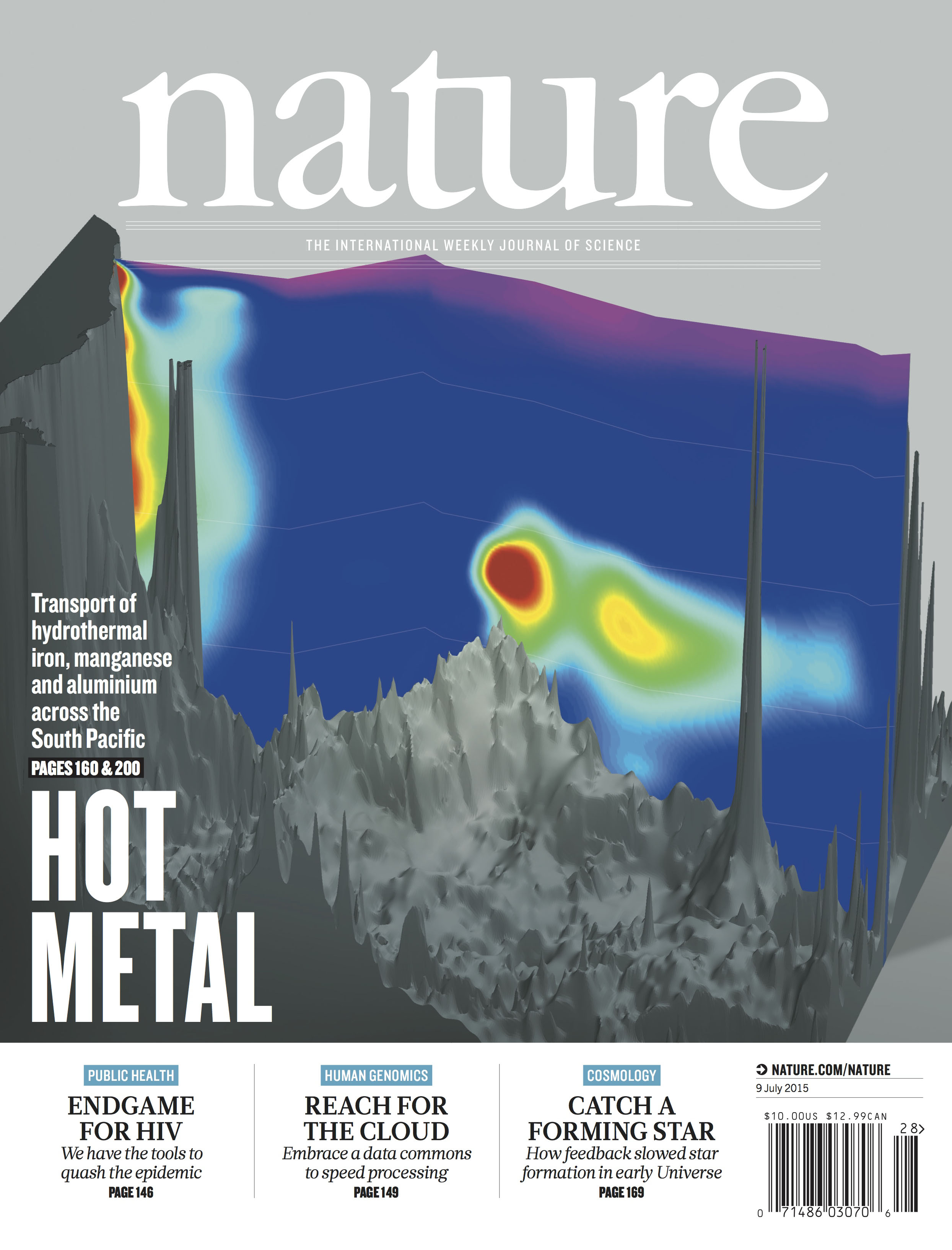 geotraces paper selected as noaa