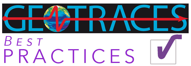 GEOTRACES Best Practices