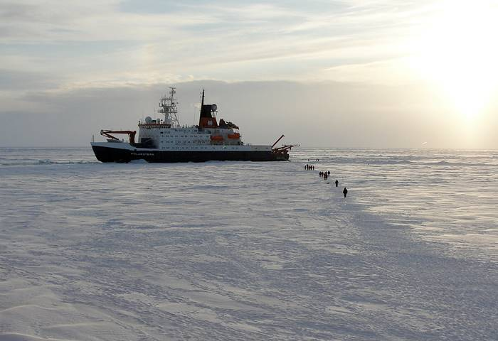 2015 SI Polarstern from Healy