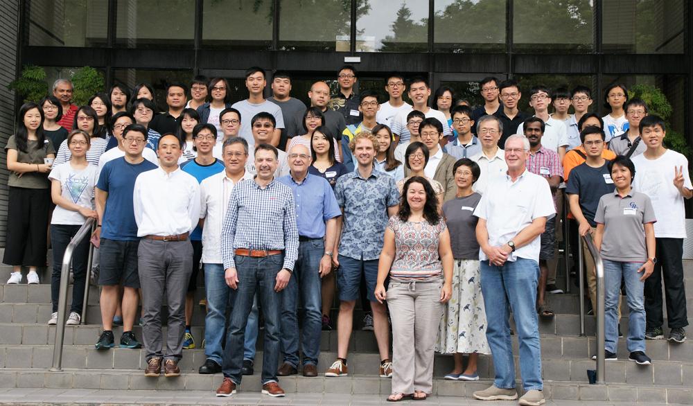 2018 SSC Taipei group photo l