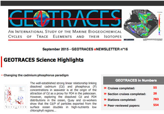 GEOTRACES Newsletter web