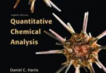 quantitative chemical analysis daniel harris 9th edition pdf