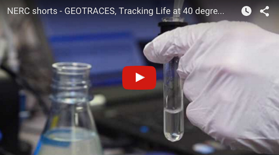 GEOTRACES UK Nerc video